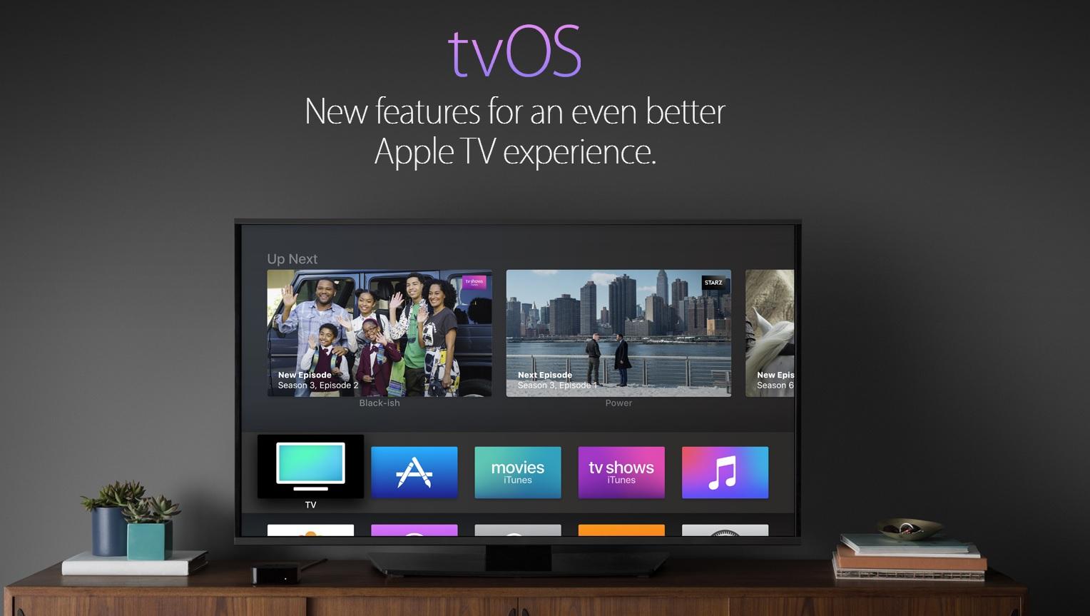 tvOS ble plutselig mye viktigere takket være den nye appen TV.