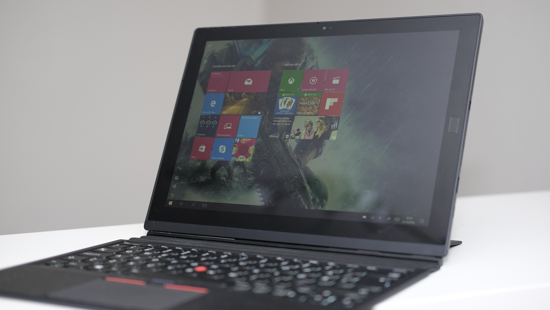 ThinkPad X1 Tablet er på ingen måte en designvinner, men vi liker det.