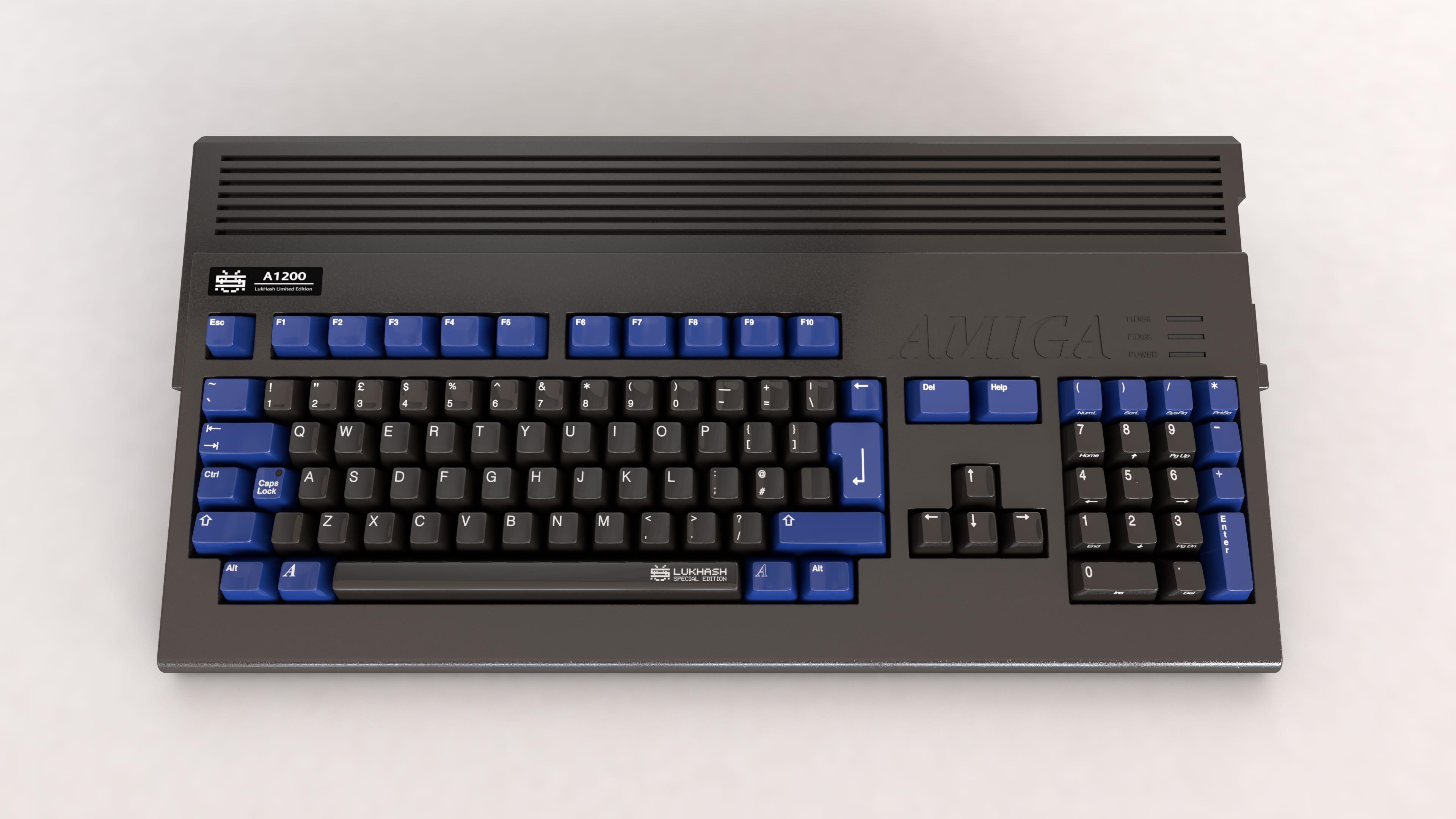 Nye taster til Amiga-en slik at maskinene tar seg riktig så bra ut.