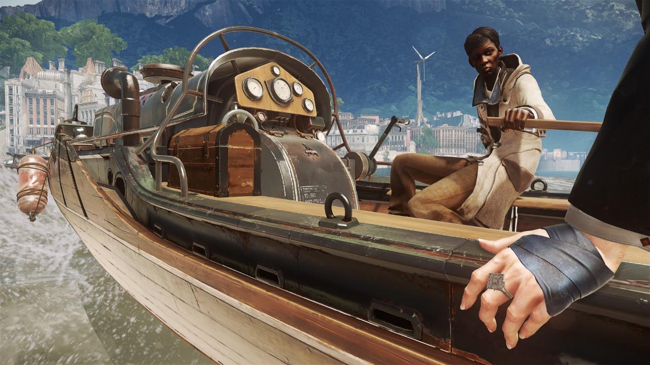 Du har en båt som base, og blir sendt på eventyr fra den. Det åpner verdenen på en fin måte.