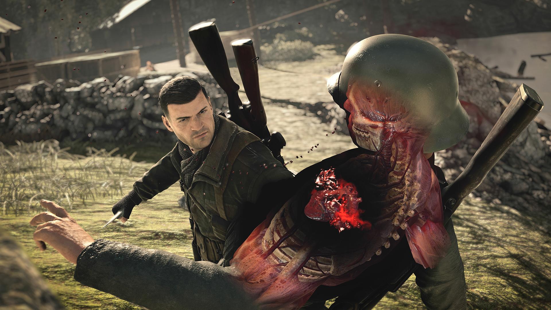 Døds-animasjonene er kjennemerket til serien, men de blir fort repetitive.