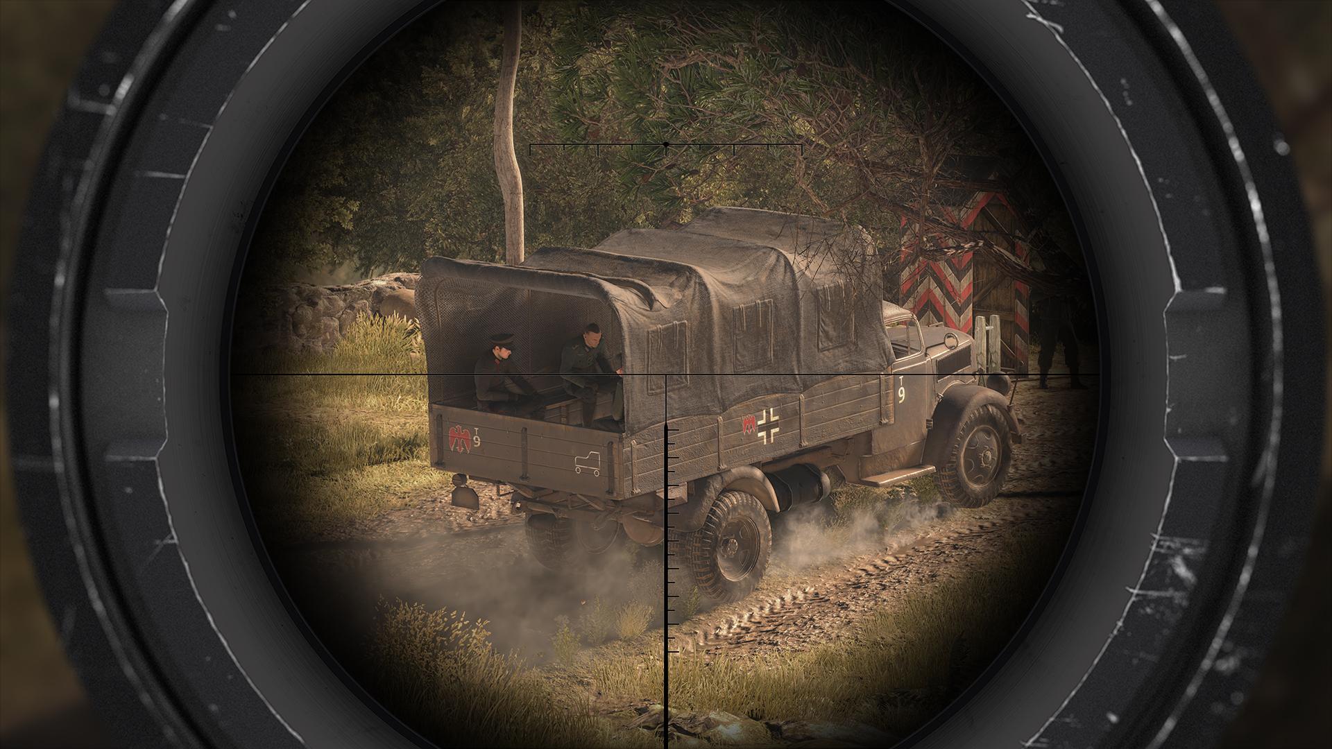 Folk som kjenner meg vet jeg hater snikskyttere - unntaket er i Sniper Elite 4.