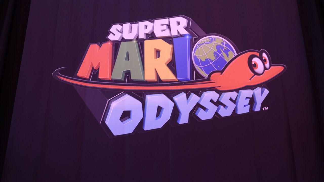 Dette var det eneste vi fikk se av Super Mario Odyssey,