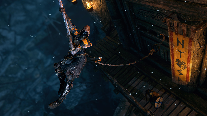 For Honor har potensial til å bli en ny suksess for Ubisoft.