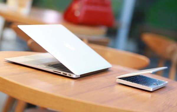 GPD Pocket kan minne om en miniutgave av MacBook