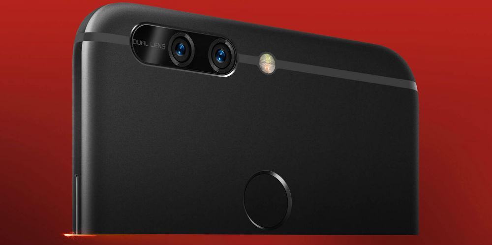 Honor V9 er i stand til å ta 3D-foto.