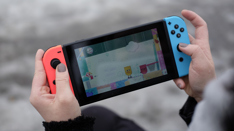 Switch kan bli en ypperlig reisekompis.