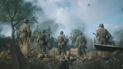 De første bildene fra spillet.