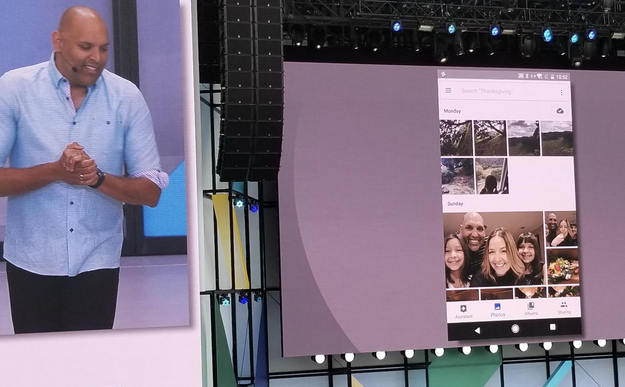 De nye Photos-funksjonene rulles ut i løpet av de kommende ukene til appene og web-en.
