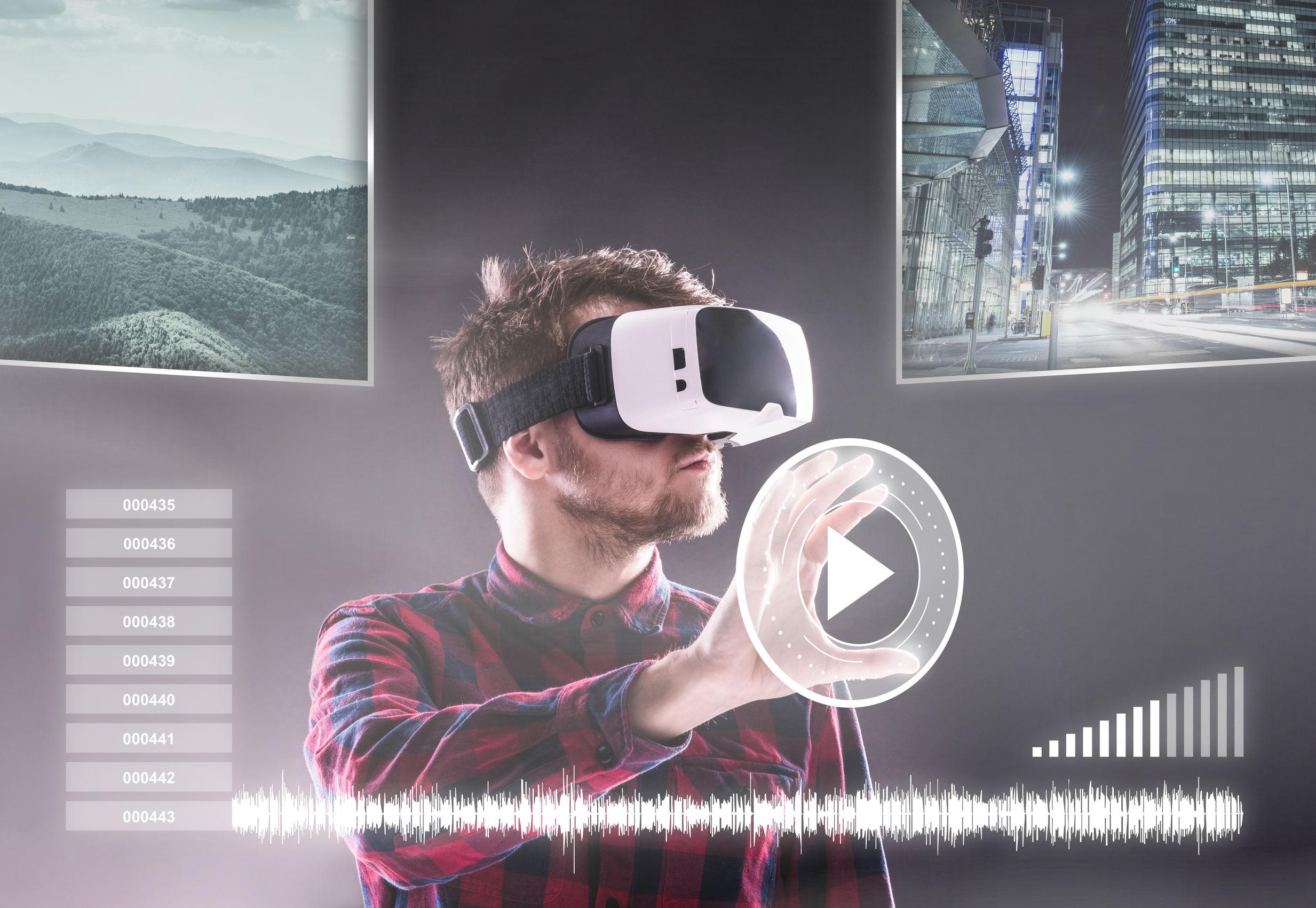 For de beste VR-opplevelsene må man ha kraftig nok maskin.