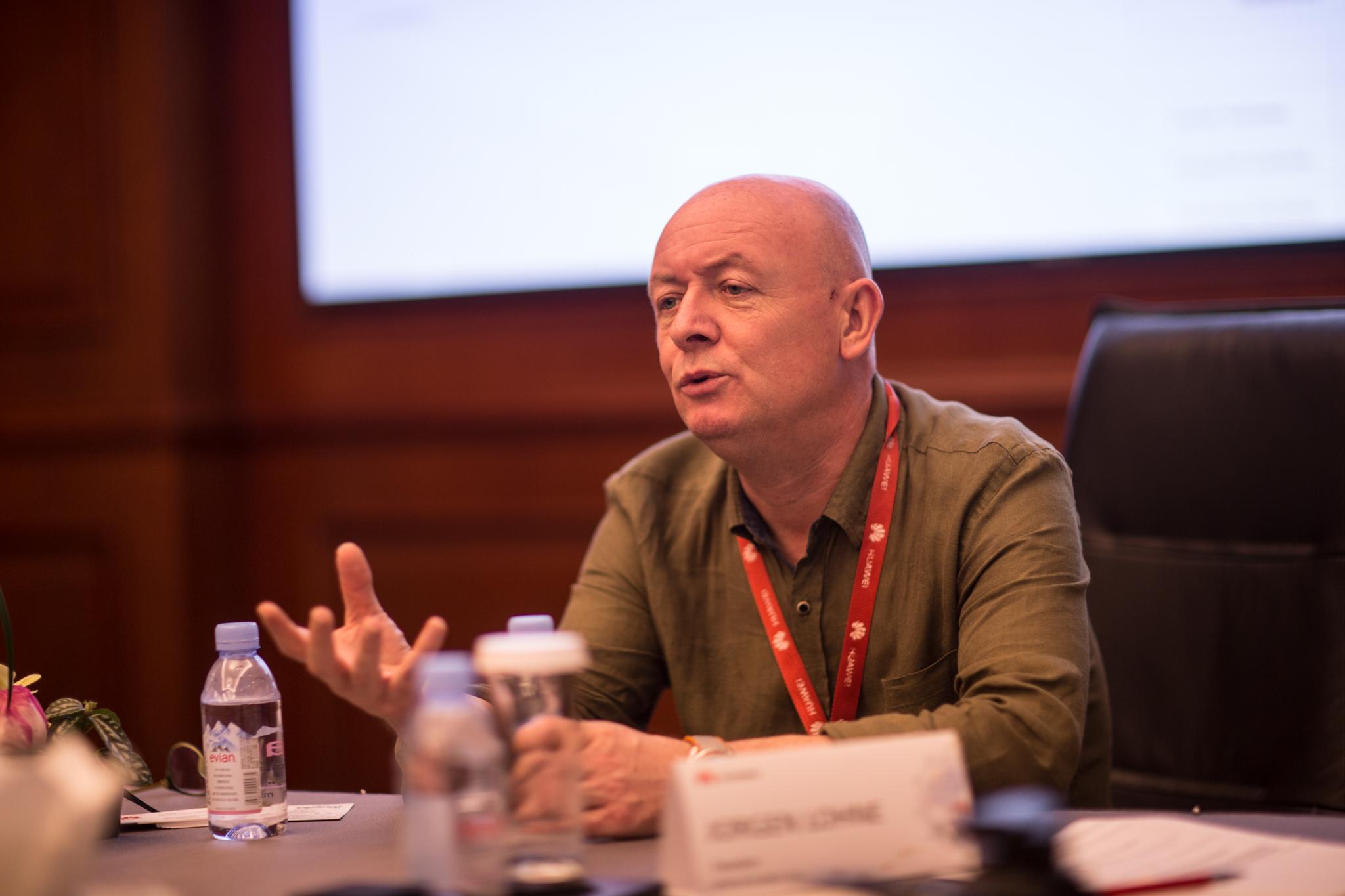 Kommunikassjonssjef Joe Kelly forteller om historien til selskapet.