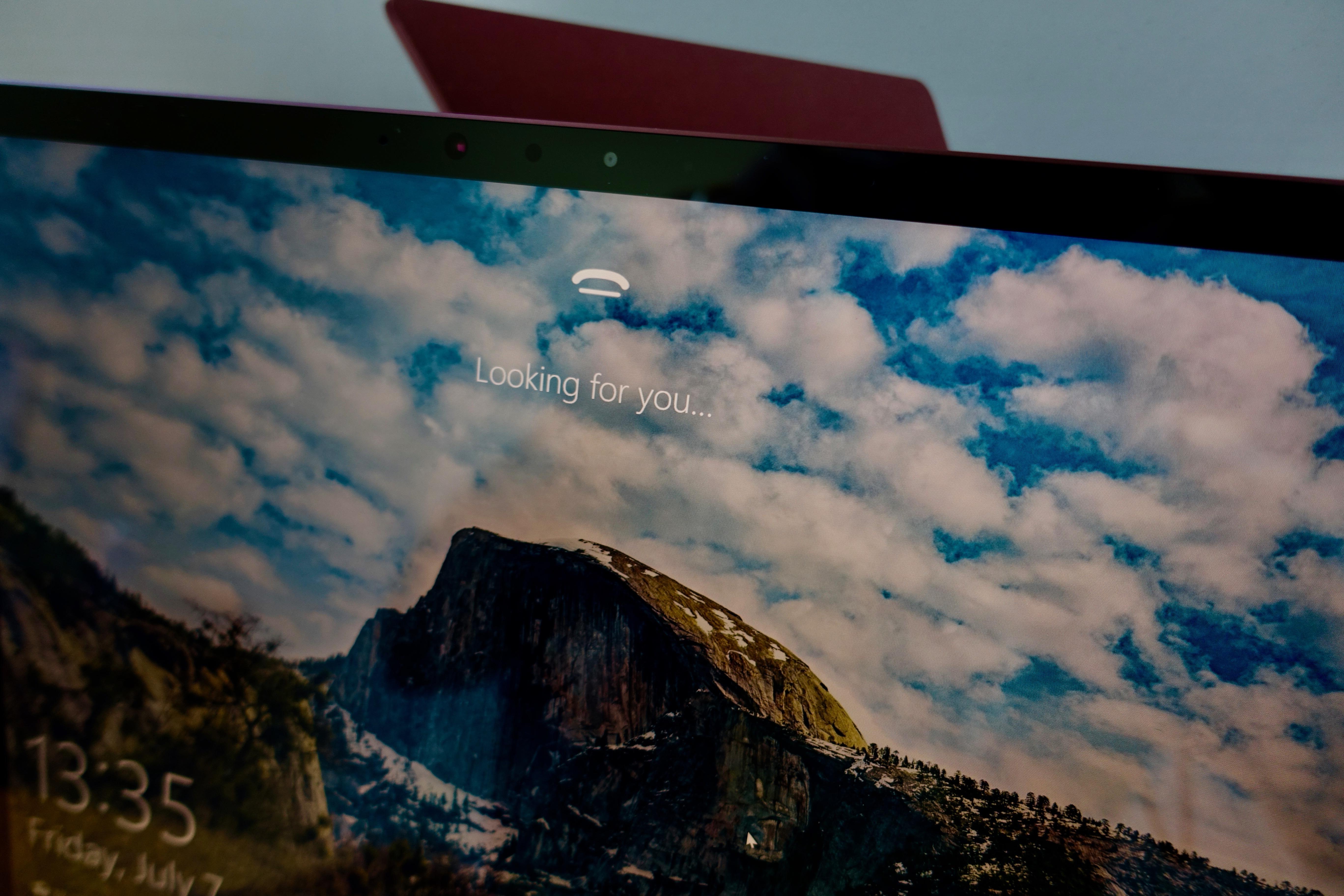 Windows Hello er bedre enn fingerpålogging og PIN-kode - problemet er bare at den ikke fungerer ute i sola.