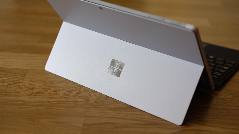 Surface Pro er like velbygd som vi forventer.