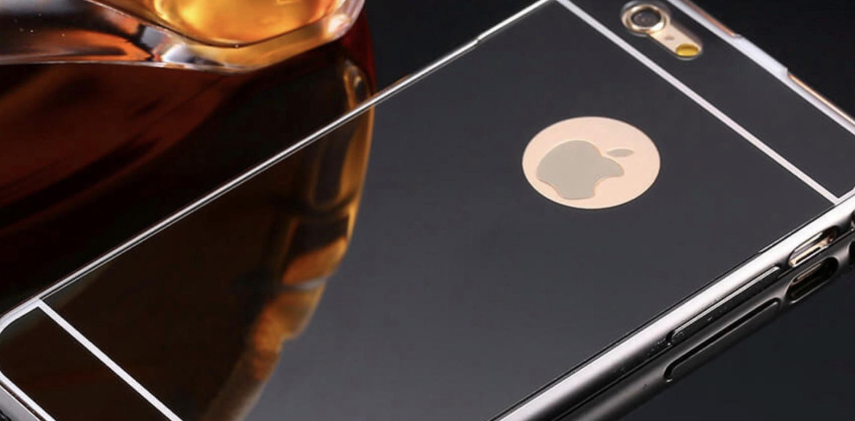 Kan iPhone 8 få glassbakside som dette eller med høy refleksjonsverdi som HTC 11?