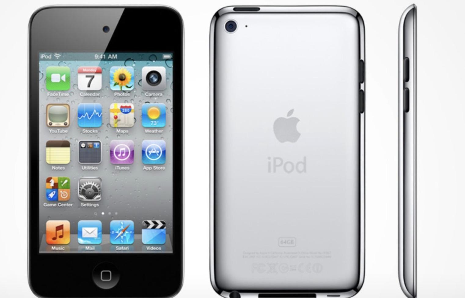 Eller blir designet mer som denne iPod-modellen?