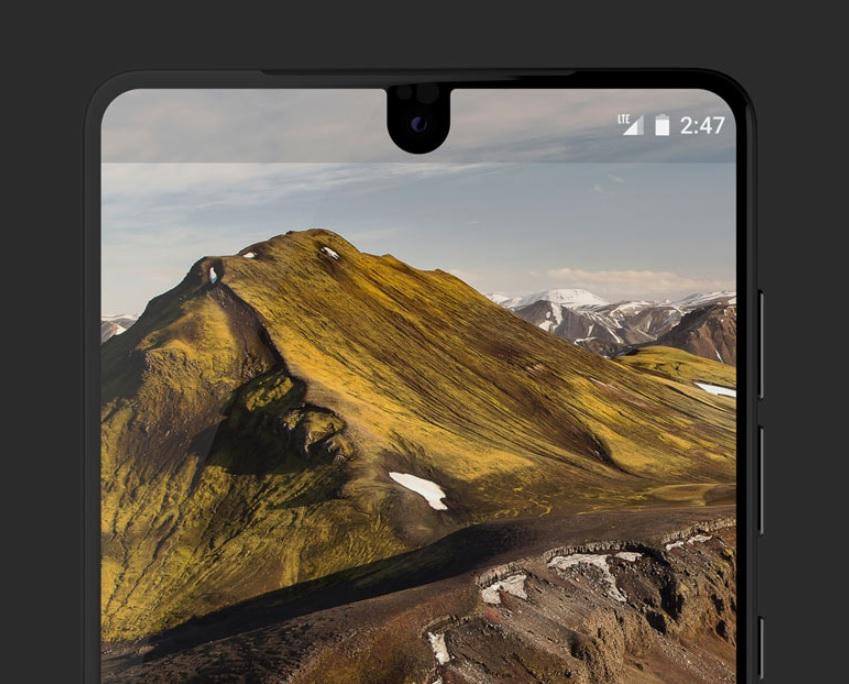 Interessant nok er Andy Rubins første, egne mobil, Essential Phone, også en uten ramme, men også enda mindre på topp enn iPhone 8 som ventes å ha en rekke sensorer for AR i tillegg til 2 x 4K-kameraer i stand til 60 bilder i sekundet.