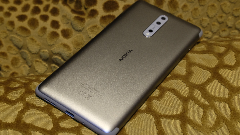 Nokia 8 virker lovende, men vi skal ikke kaste dom ennå.