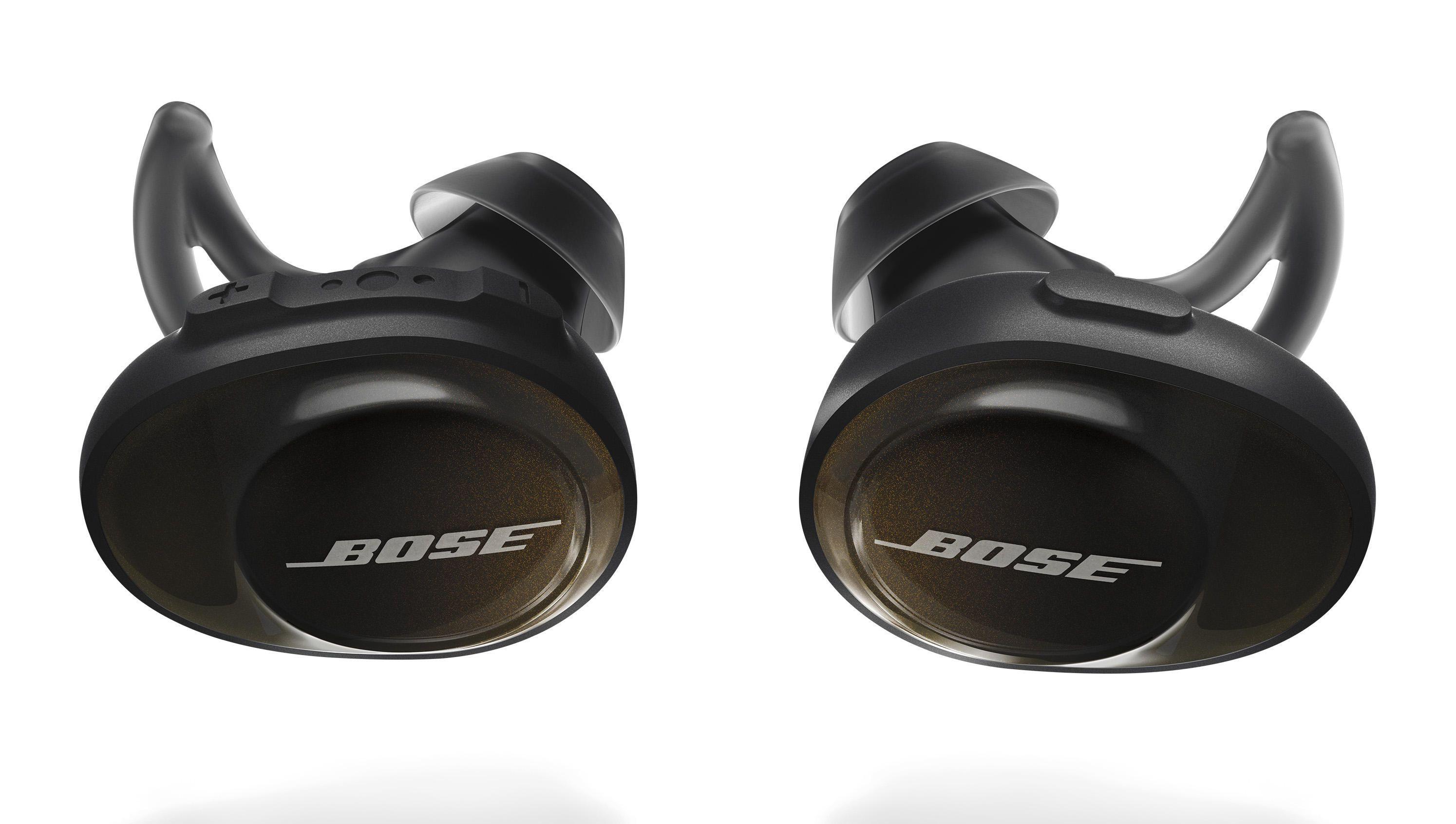 Bose SoundsSport er 100 prosent trådløse.