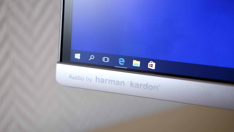 Asus har samarbeid med Harman Kardon på lydfronten.