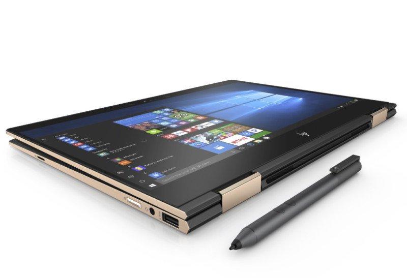 Nye HP Spectre x360.