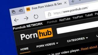 iPhone pornonettsteder