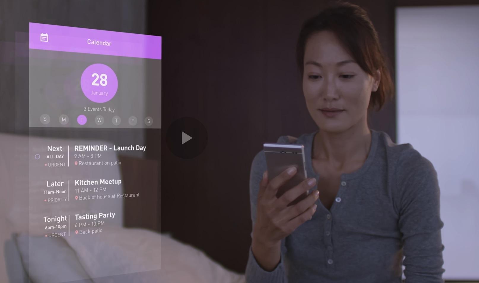 Android får ansiktspålogging.