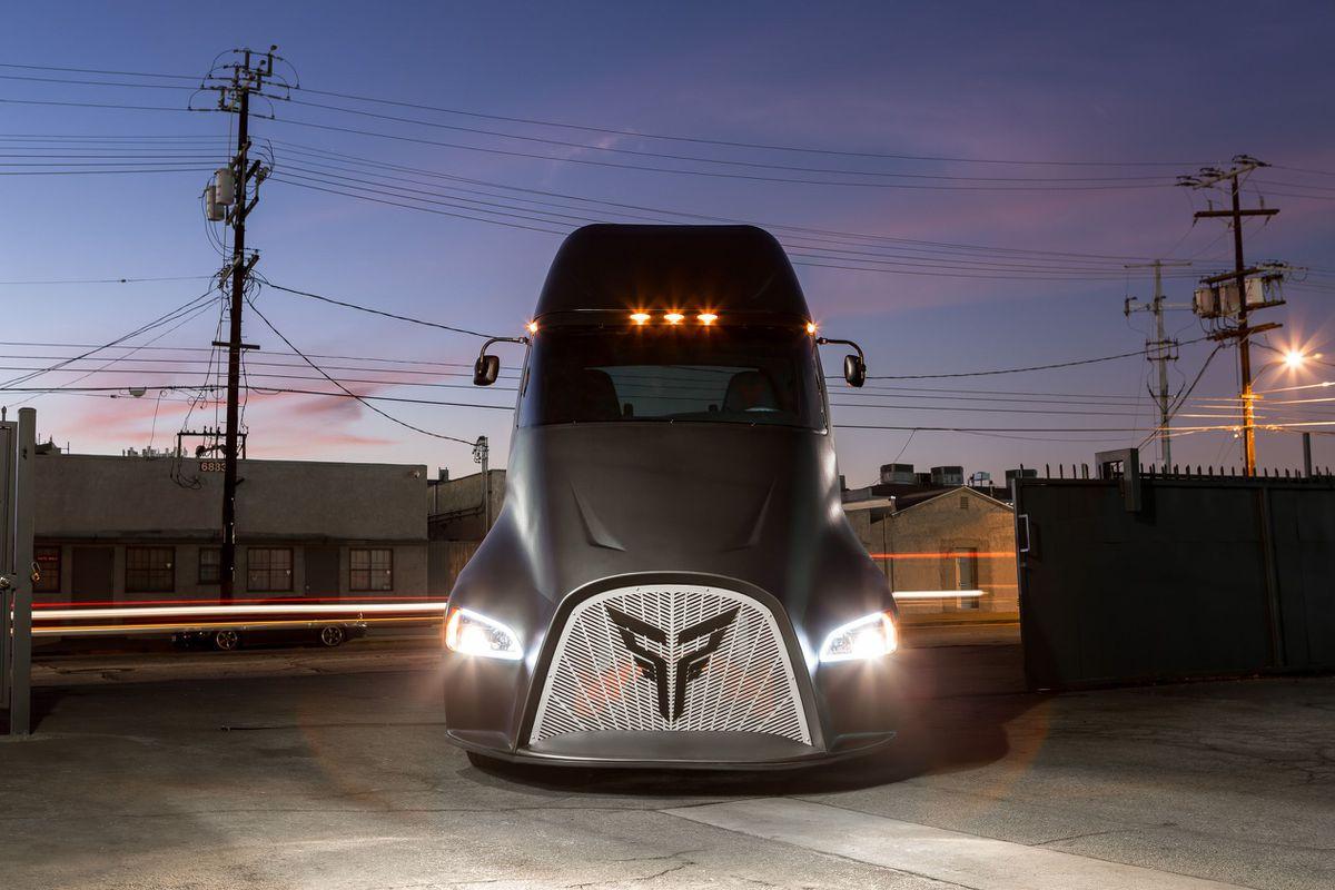 Thor Trucks håper å lansere ET-One før Tesla Semi.
