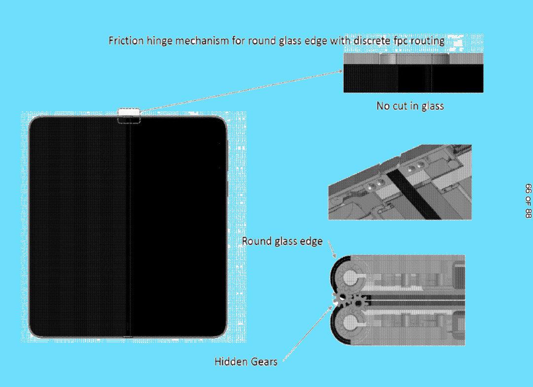 USB C-kontakten er smal for å holde enheten tynn.