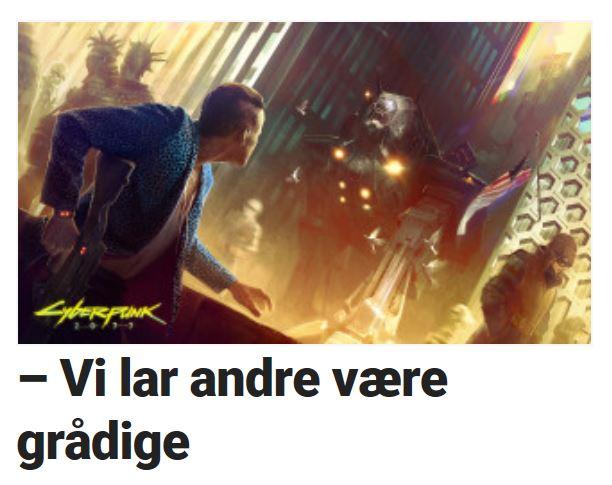 The Witcher-utvikleren uttalte seg om Battlefront II-skandalen.