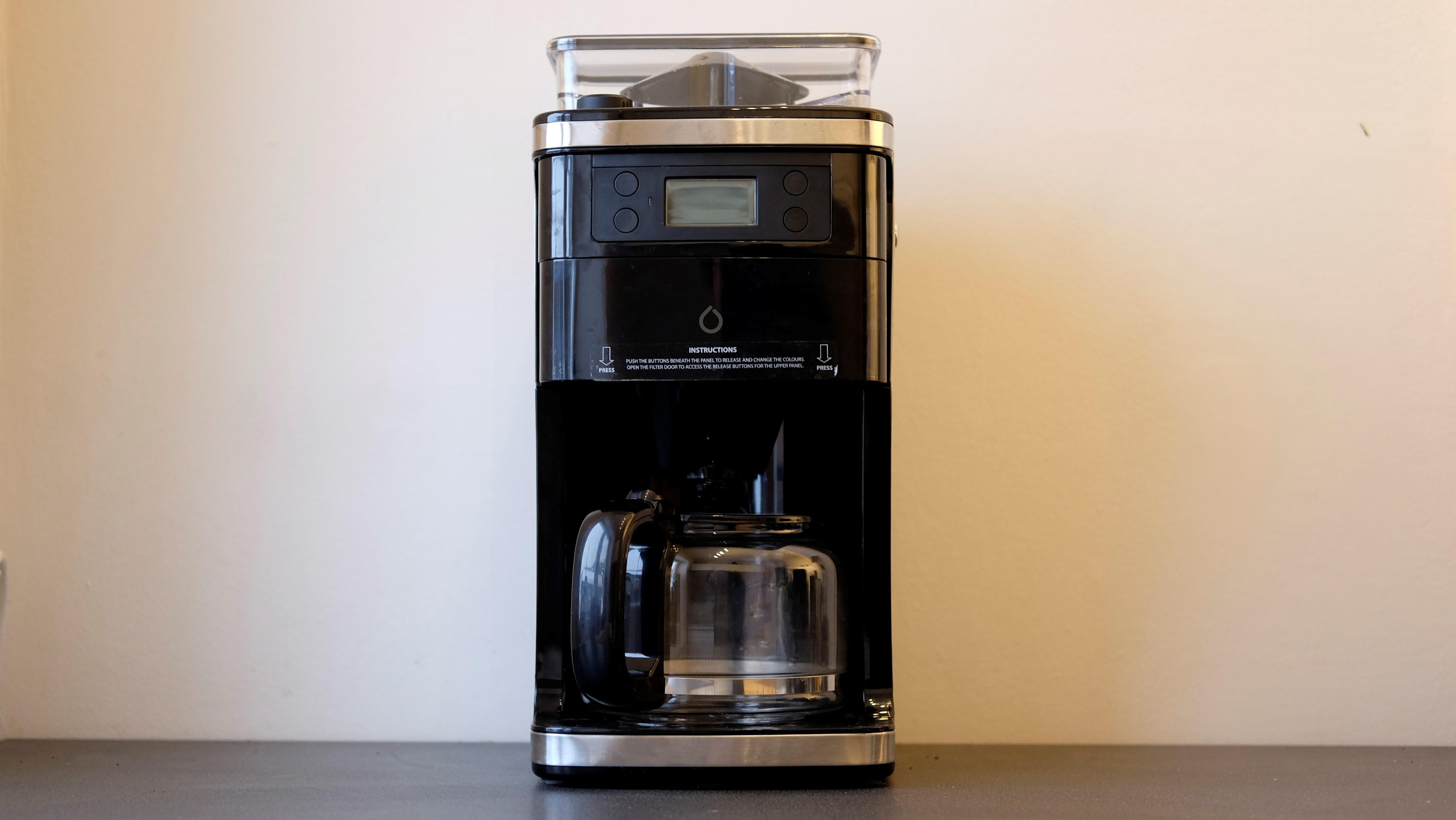 Smarter Coffee er stor.