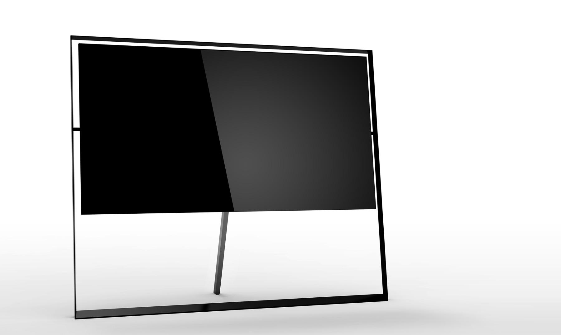 Samsungs 8K-TV.