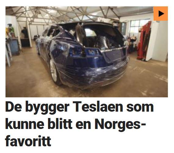 Skulle du ønske Tesla bygde en slik?