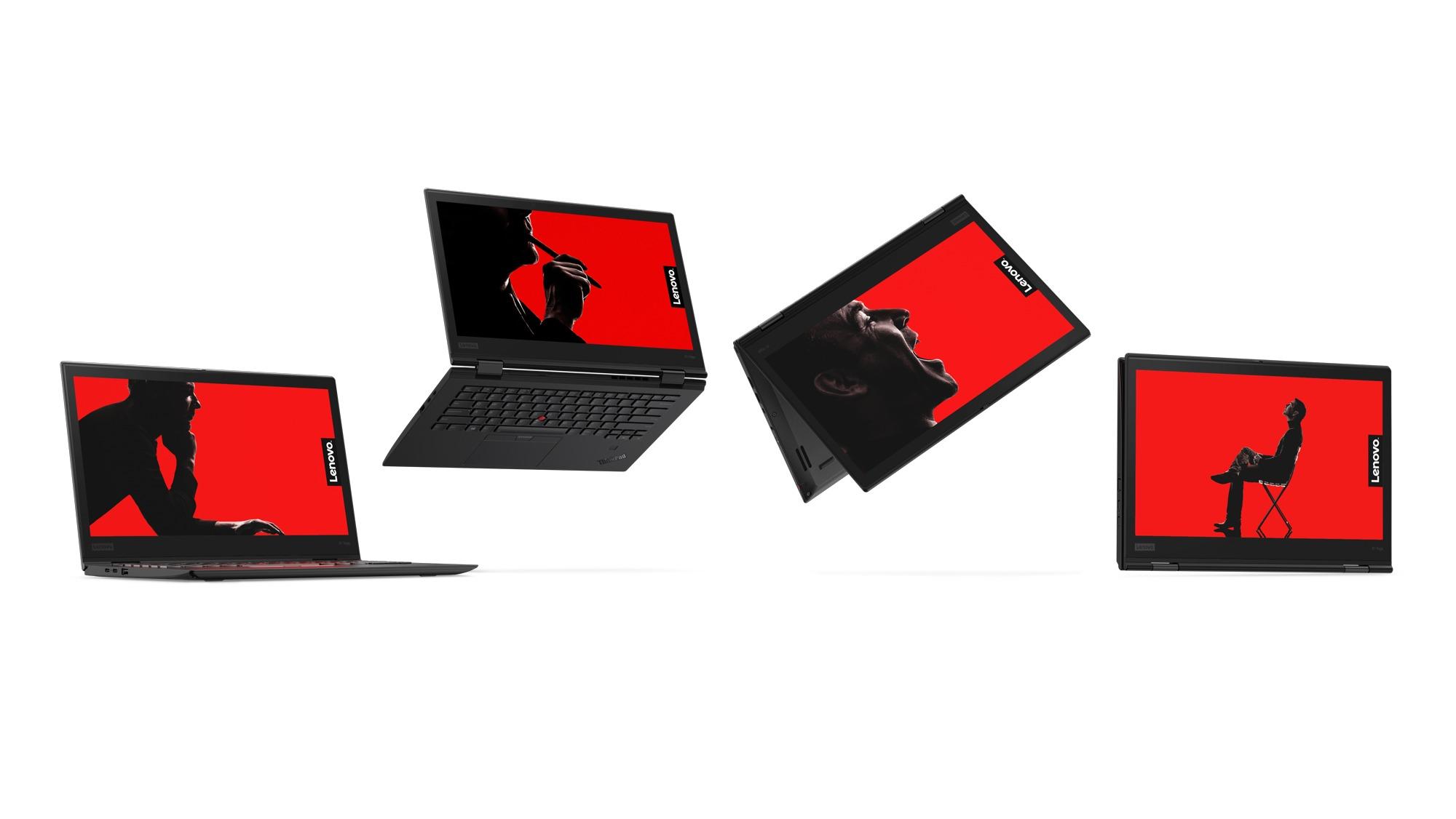 ThinkPad X1 Yoga er nå i tredje generasjon.
