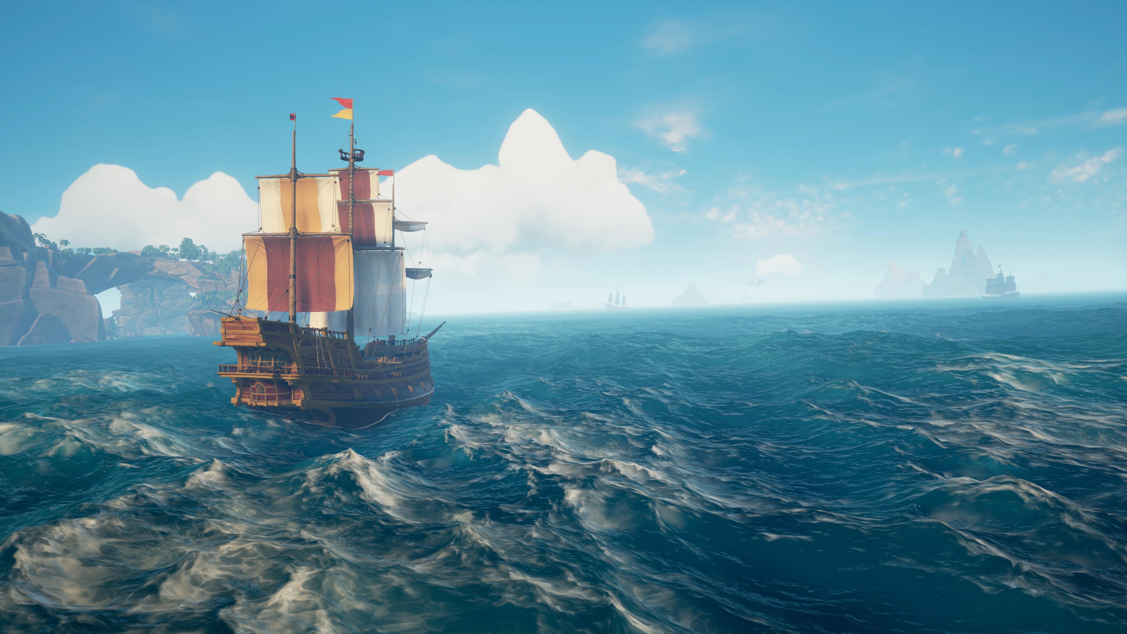 Sea of Thieves kan raskt bli et av årets spill.