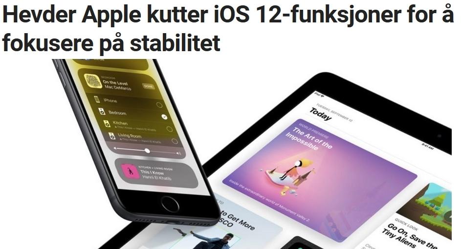 Får Apple det til blir Mac kjappere og mer stabil i år