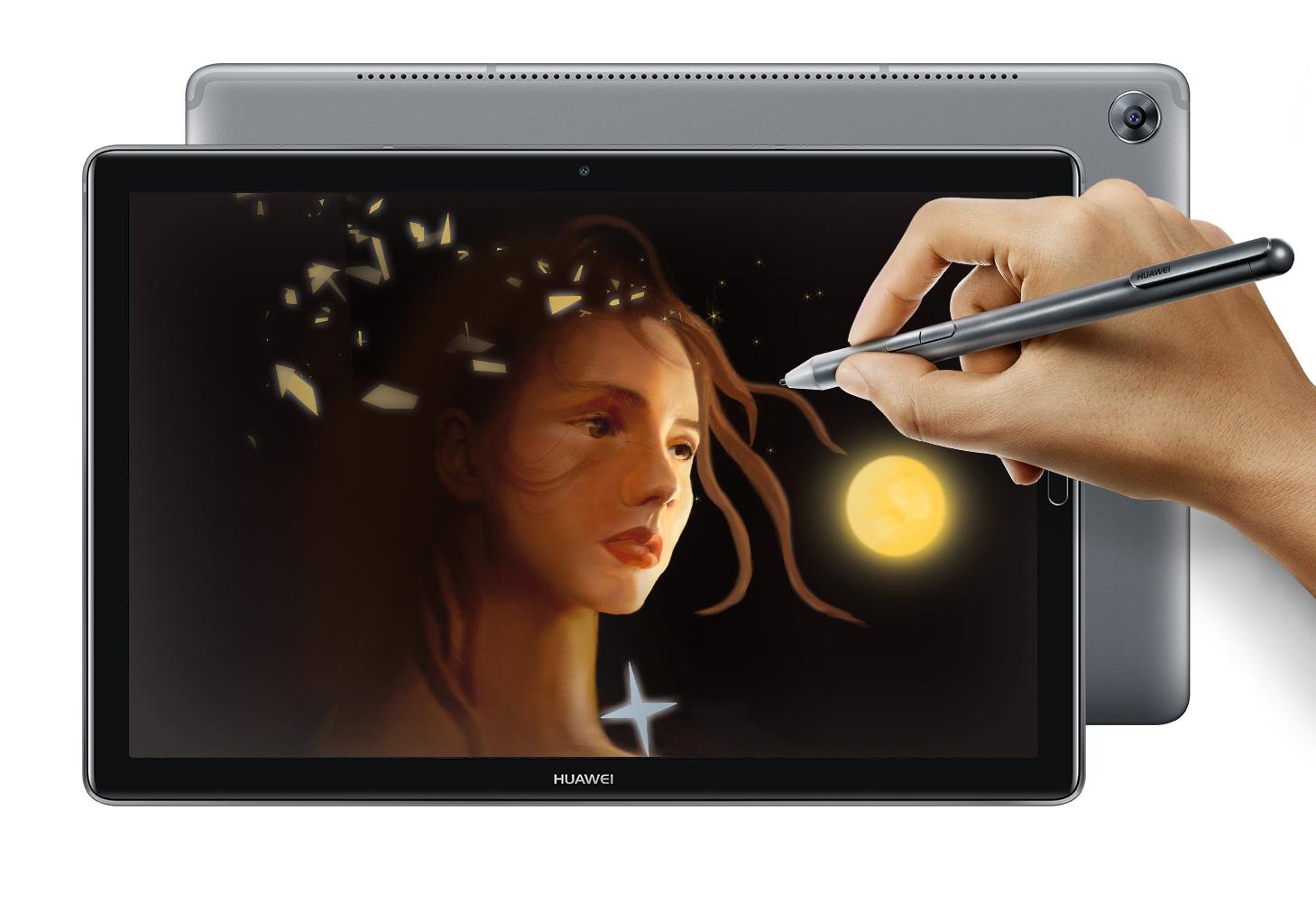 MediaPad 5 er Huaweis nyeste Android-brett.