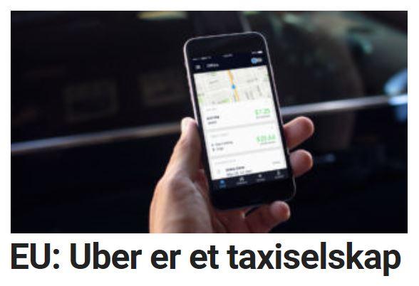 Et stort tilbakeskritt for Uber i Europa.