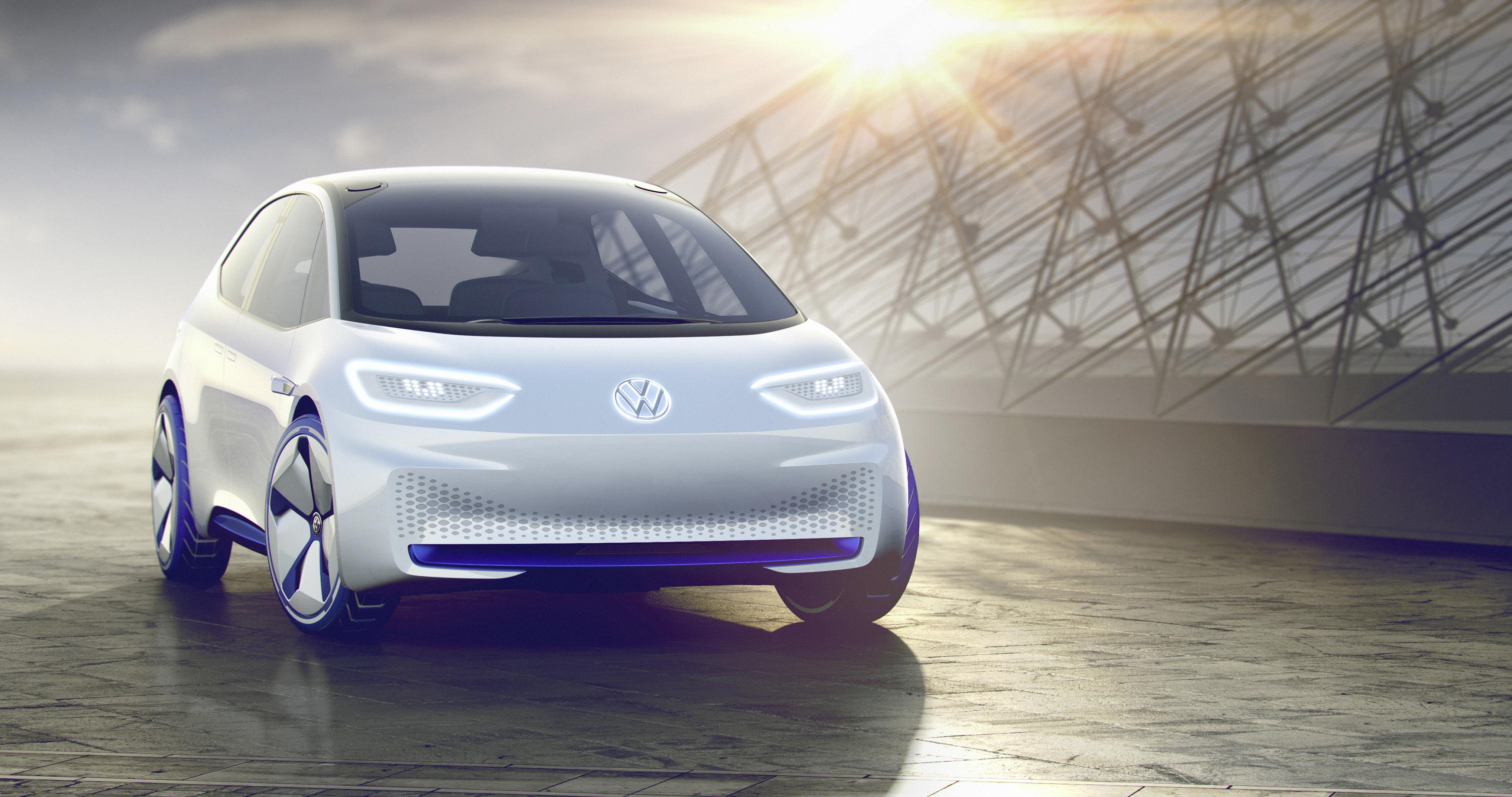 Volkswagen satser stort.