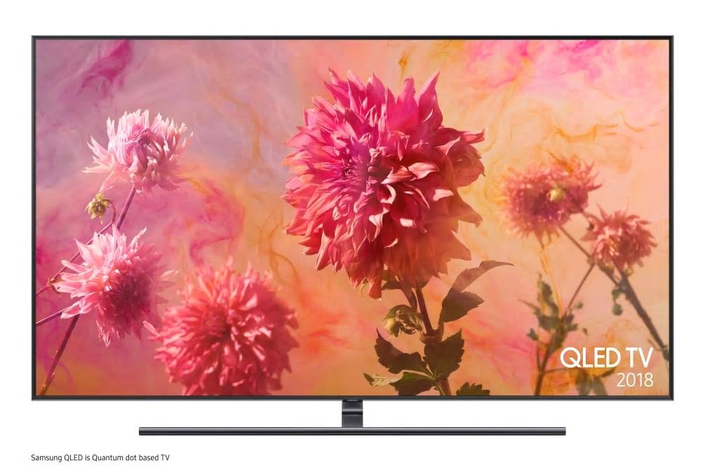 Samsung debuterer flere QLED-nyheter.