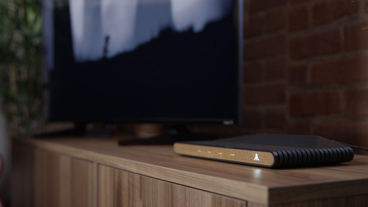 Den nye Atari-en tar seg ikke ille ut på TV-bordet.