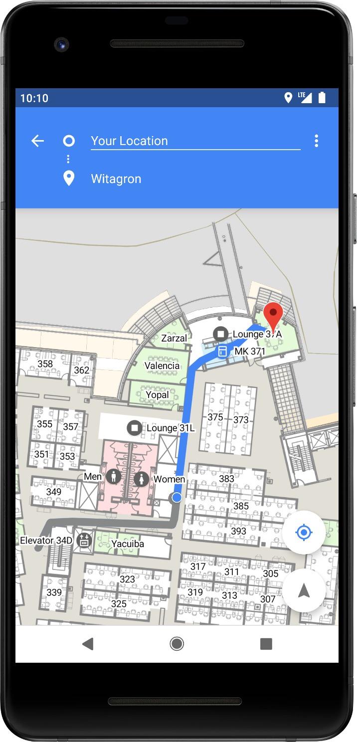 Innendørs med forvirra GPS? Wi-Fi RTT fikser biffen.