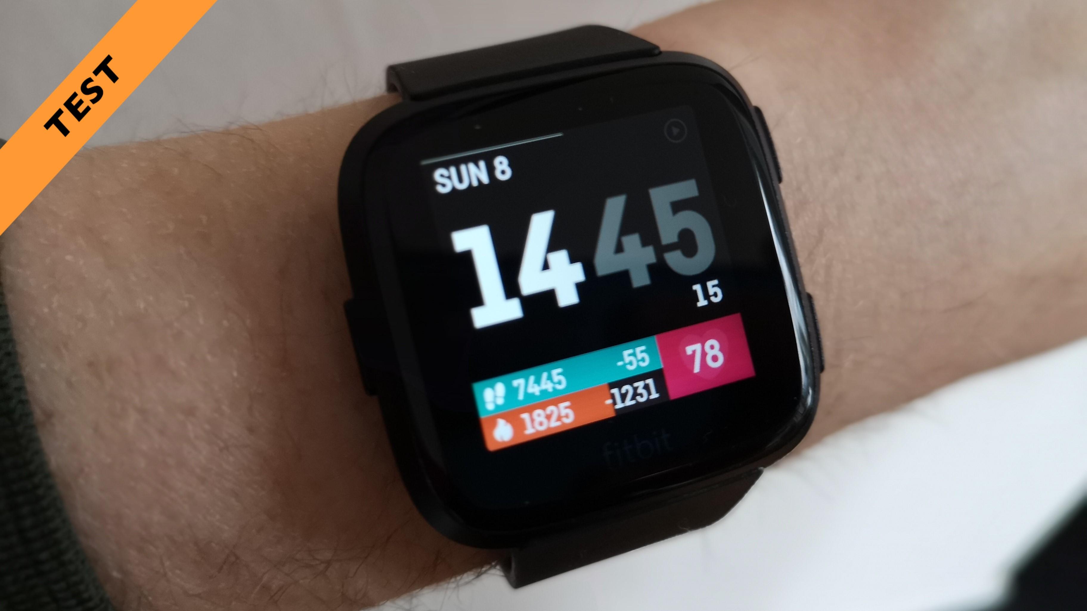 Fitbit Versa 2: hverken spesielt smart eller spesielt sporty