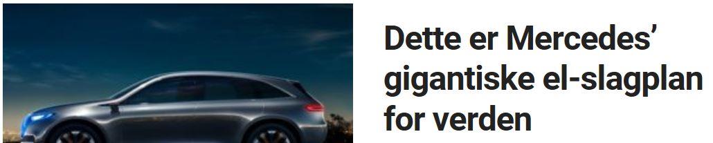 Dette er Mercedes' gigantiske el-slagplan for verden.