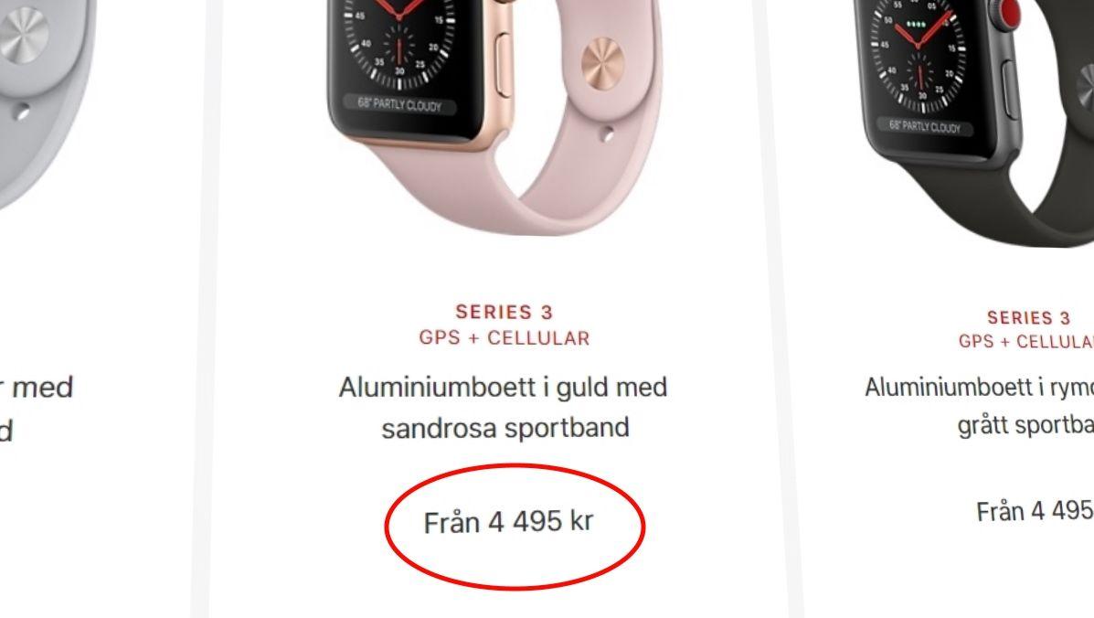 TEST: Apple Watch Series 3 LTE er kjempenyttig, men bruken