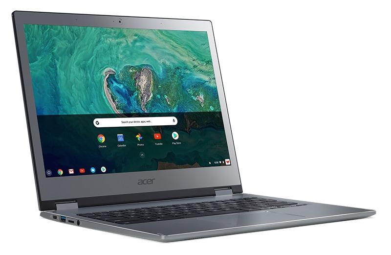 Chromebook 13 er absolutt ikke en stygg maskin.