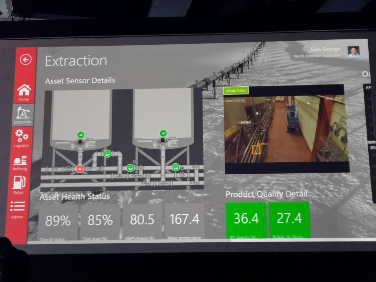 Microsofts sky-AI og Qualcomm-kameraer i kan oppdage potensielt farlige problemer.