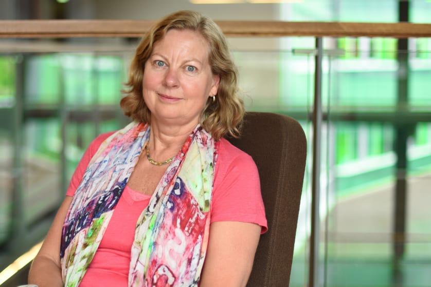 Berit Svendsen, administrerende direktør i Telenor, sier de er uenige i vedtaket.