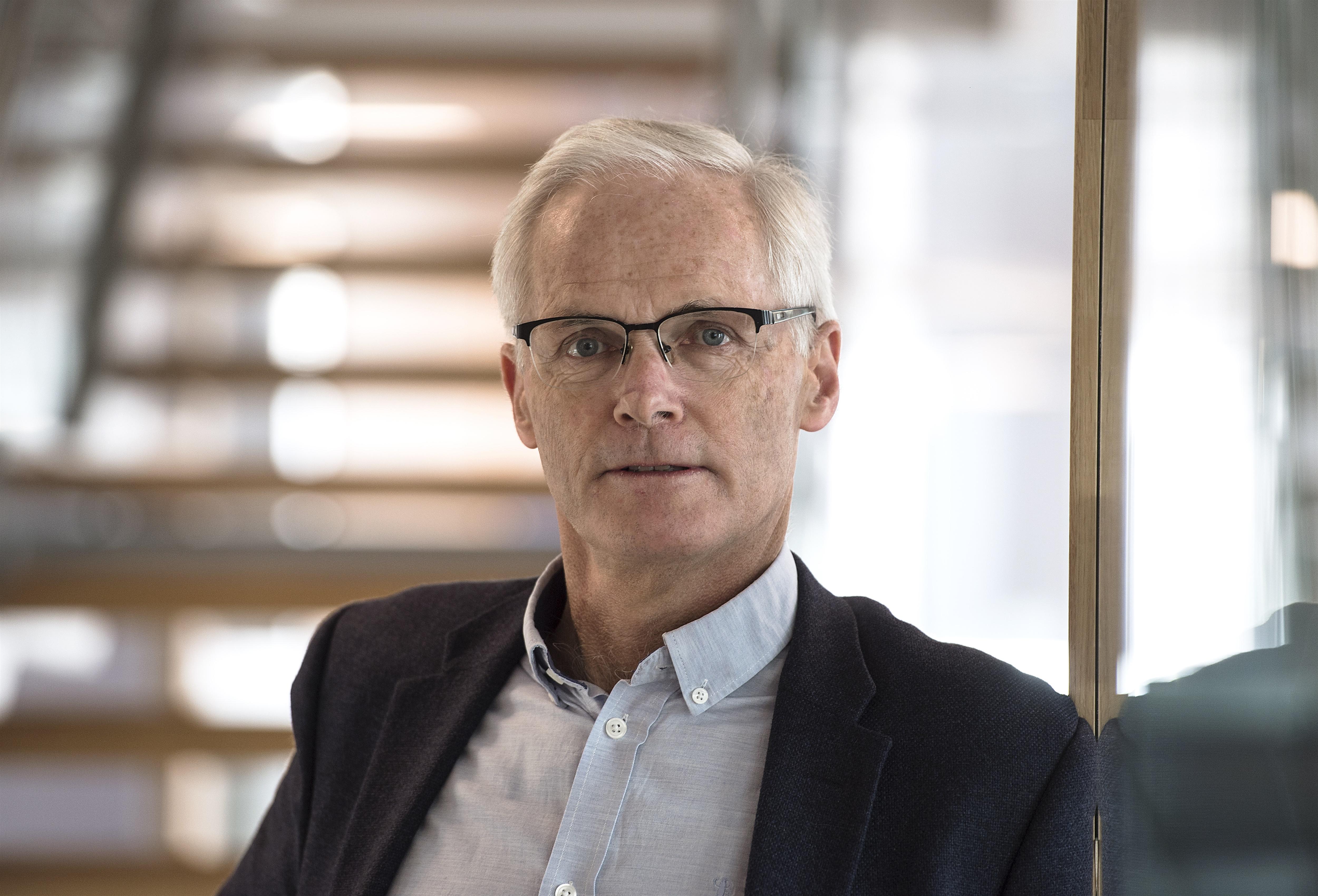Lars Sørgard, Konkurransedirektør i Konkurransetilsynet.