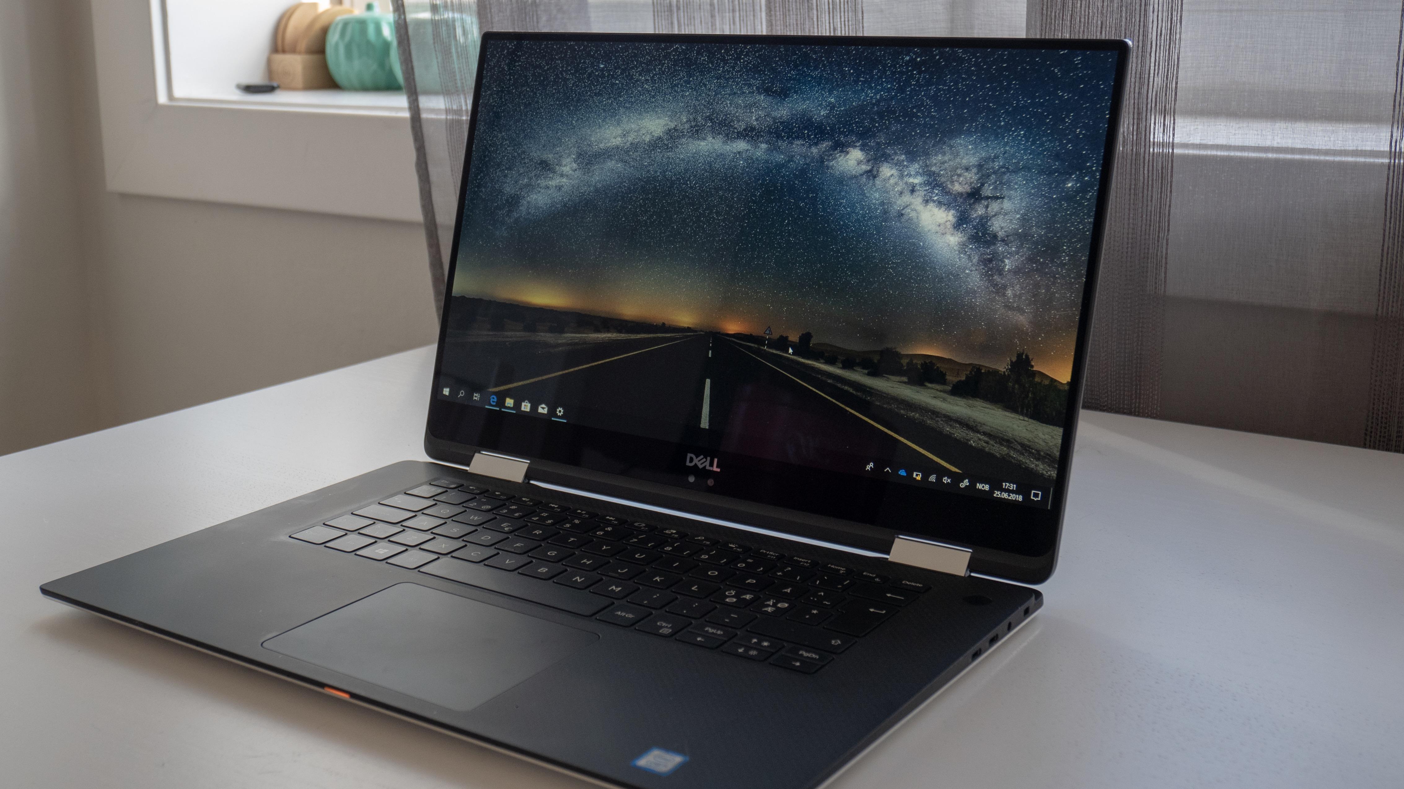 0c297005667 Dell XPS 15 er nå tilgjengelig i hybridformat. (Ill.: Martin Kynningsrud  Størbu)