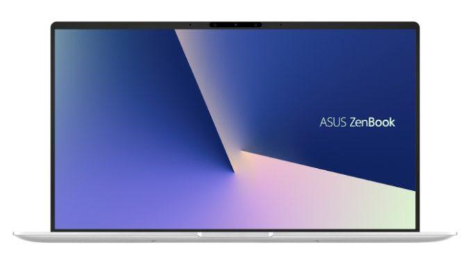 Sjekk de smale rammene på Asus ZenBook.